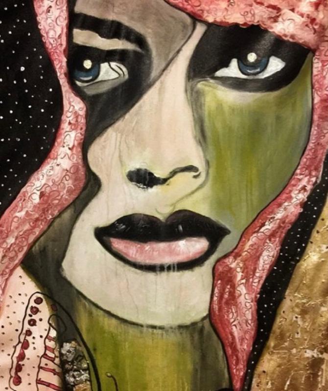 Artists from around the world celebrate International Women's Day (фото 6)