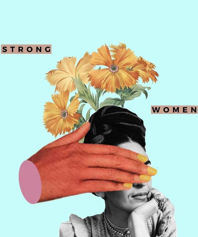 Artists from around the world celebrate International Women's Day (фото 8)