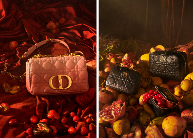 Dior launches the perfect line of small leather accessories (фото 2)