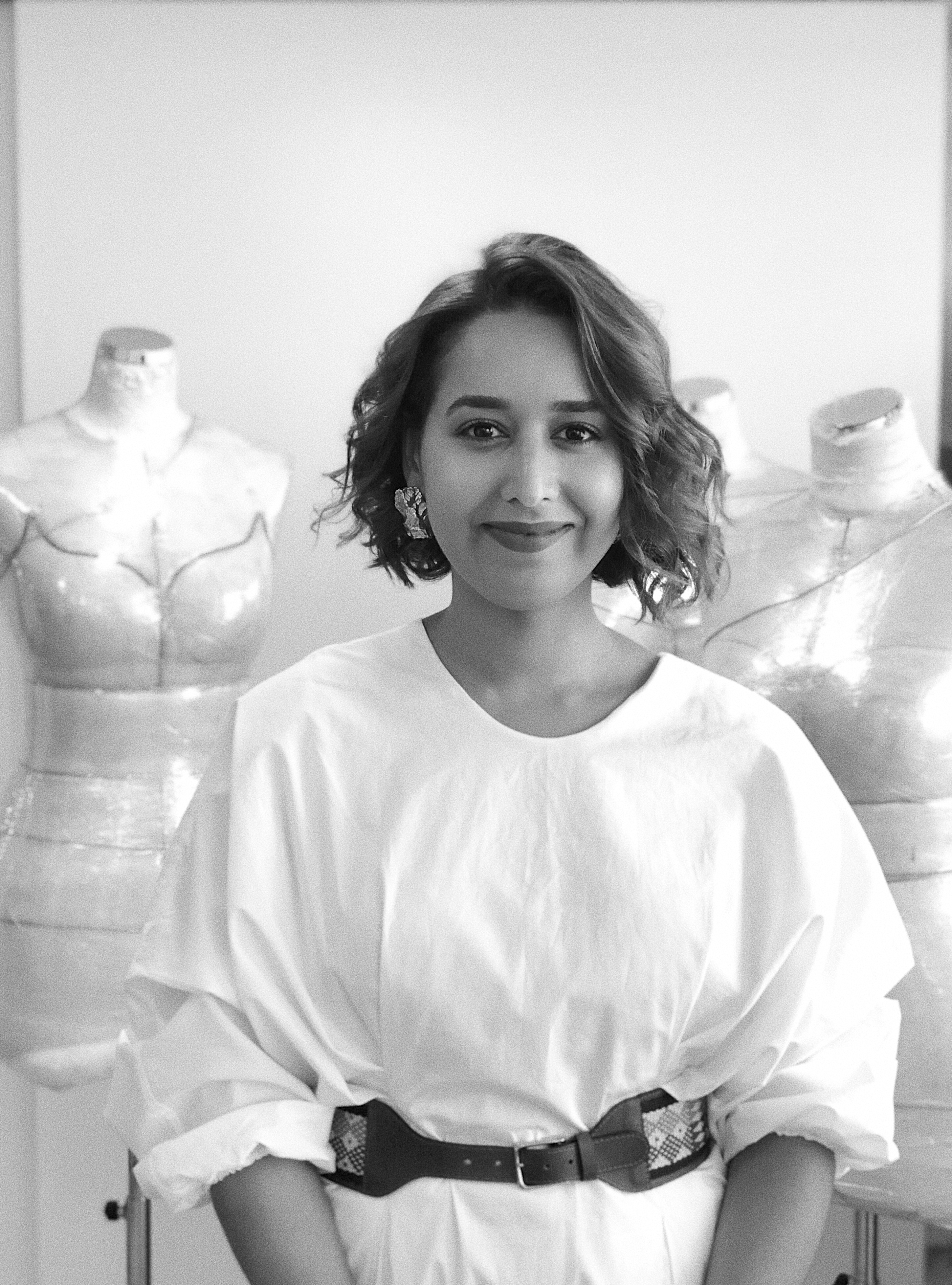 Ethical designer Shahd AlShehail shares that 'ethics' surpasses to more than just fashion (фото 1)