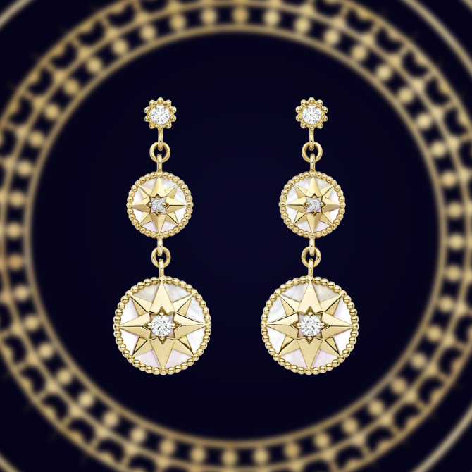 Brighten up your jewellery cupboards this holiday season with Dior (фото 3)