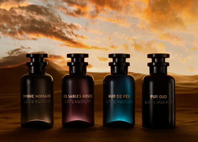 Introducing Pur Oud, Louis Vuitton's latest exploration of the Middle East (фото 1)