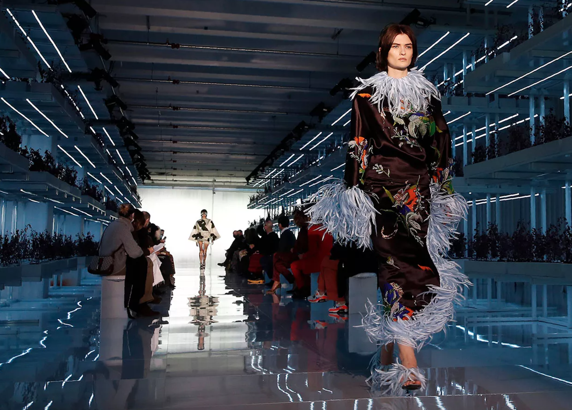 Key moments from Milan Fashion Week (фото 1)