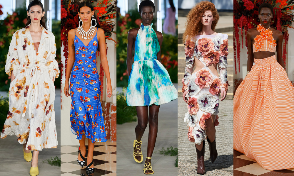 #NYFW S/S'22 collections offer fashion as a vehicle of escapism (фото 4)