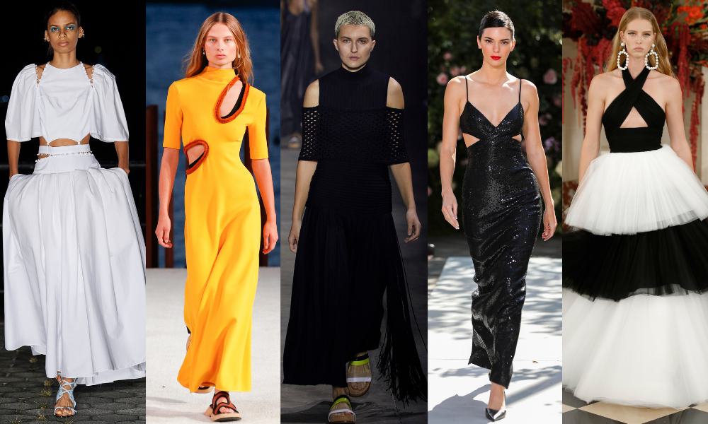#NYFW S/S'22 collections offer fashion as a vehicle of escapism (фото 5)