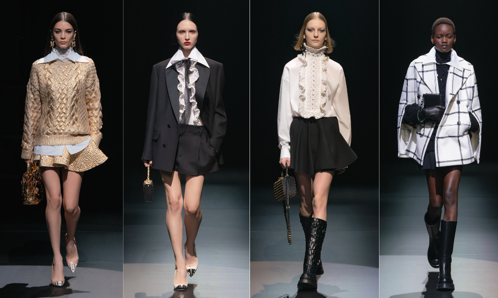 Valentino's new collection reflects the mood the world is currently in (фото 1)