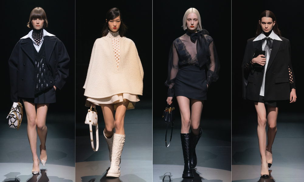Valentino's new collection reflects the mood the world is currently in (фото 2)