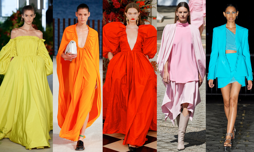 #NYFW S/S'22 collections offer fashion as a vehicle of escapism (фото 2)