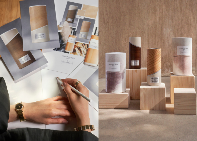Yasmin Al Mulla x Christian Dior Parfums team up for a second collaboration (фото 1)
