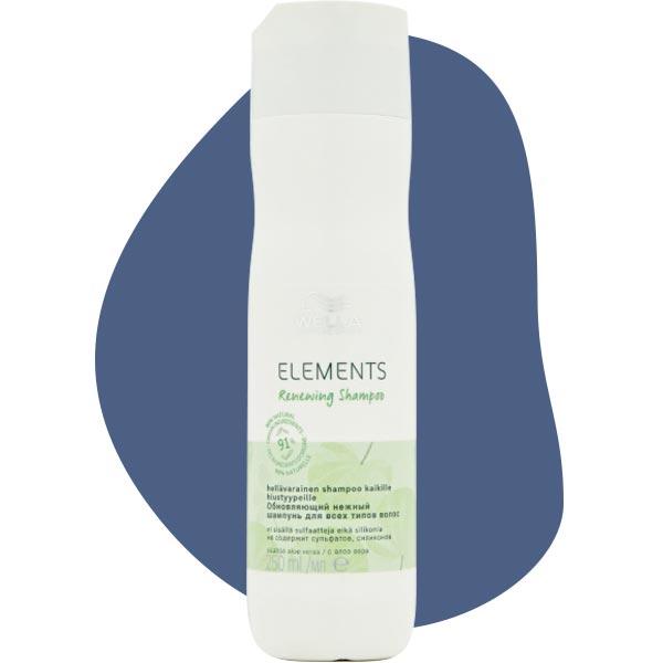 Обновляющий шампунь для всех типов волос Elements
