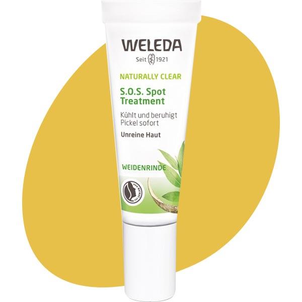 S.O.S. средство против локальных несовершенств кожи, Weleda