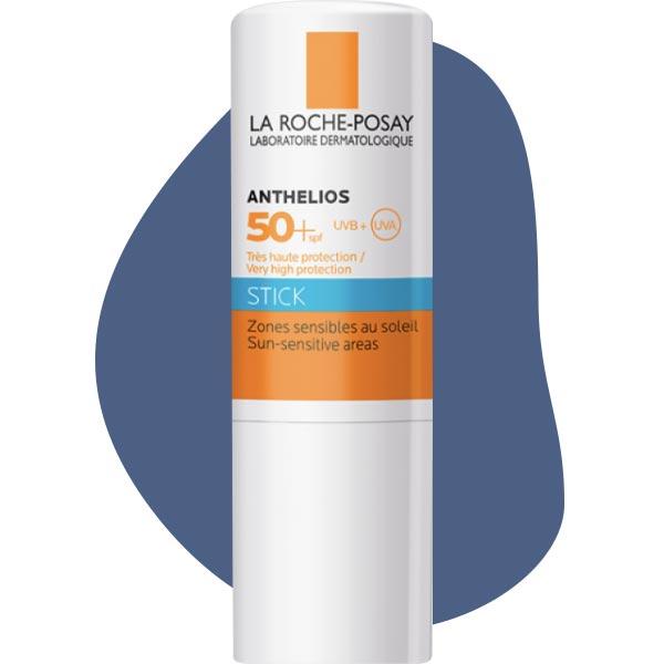 Стик для чувствительных зон SPF 50+ Anthelios, La Roche-Posay