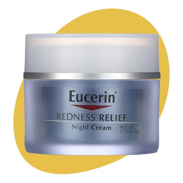 Ночной крем Redness Relief, Eucerin