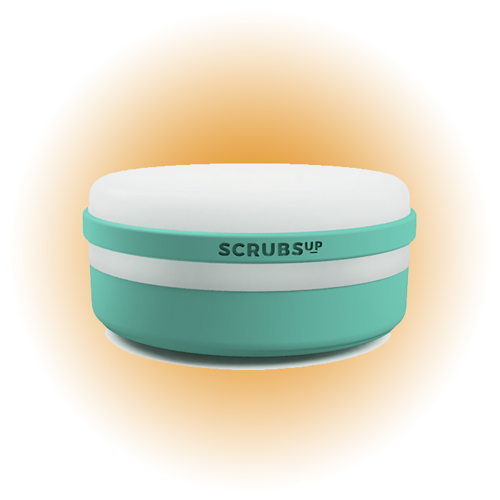 Контейнер для твердых шампуней, ScrubsUp