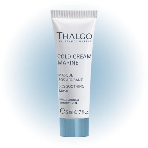 Успокаивающая SOS-маска Cold Cream Marine THALGO