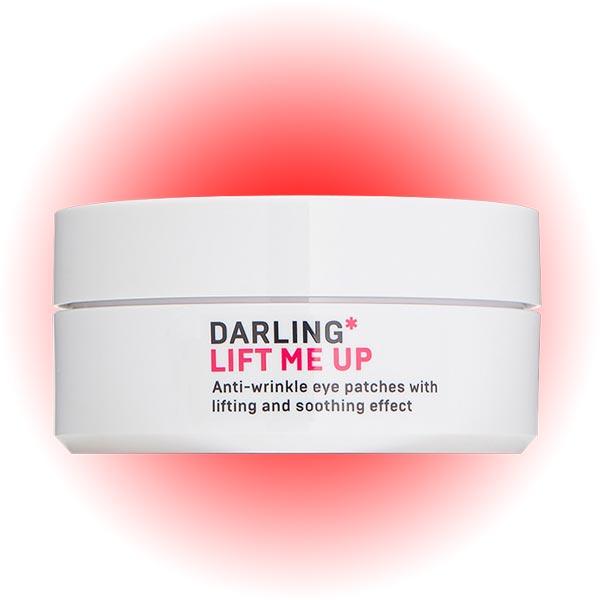 Омолаживающие лифтинг-пачти для глаз со смягчающим эффектом Lift Me Up, Darling*