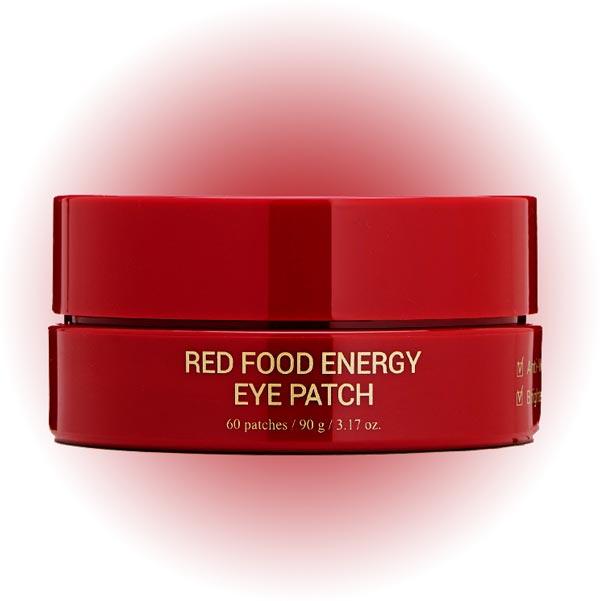 Гидрогелевые патчи для глаз Red Energy Eye Patch, YADAH