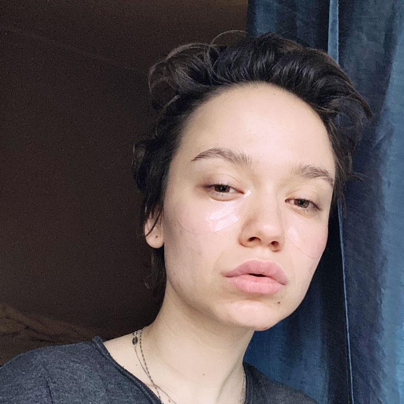 Патчи для глаз –2 °С Hydrating Eye Mask, Cosworker отзыв
