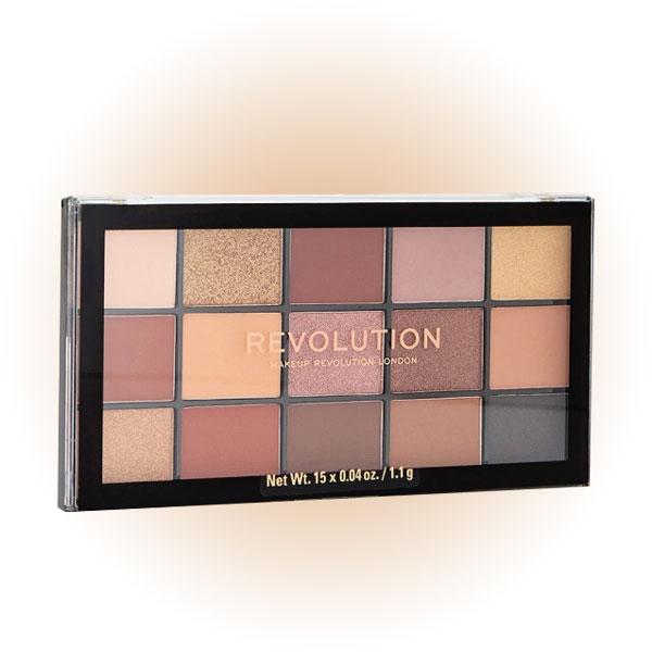 Палетка Re-Loaded Palette, Velvet Rose, Revolution Makeup