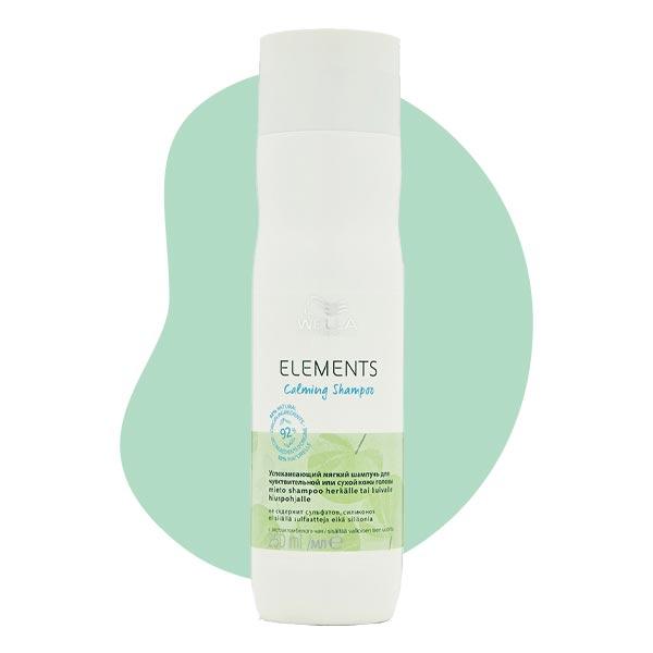 Мягкий успокаивающий шампунь для чувствительной или сухой кожи головы Elements