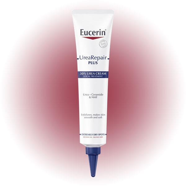 Интенсивно увлажняющий крем для сухой кожи UreaRepair Plus 30%, Eucerin