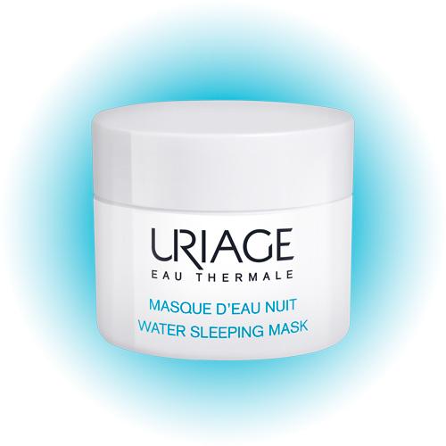 Ночная увлажняющая маска «О`Термаль» URIAGE