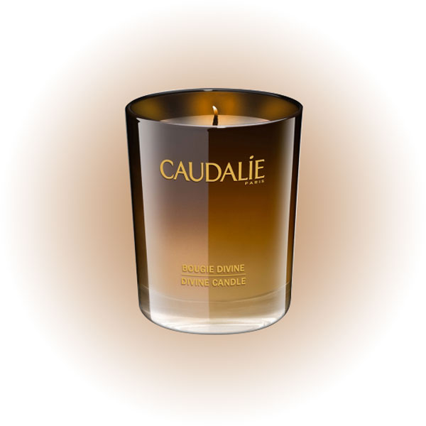 Свеча Divine Candle, Caudalie