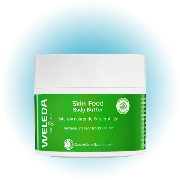 Крем-баттер для тела Skin Food, Weleda